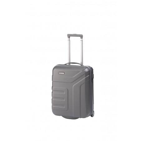Travelite Vector 2 Wiel Handbagage Koffer 55cm Antraciet