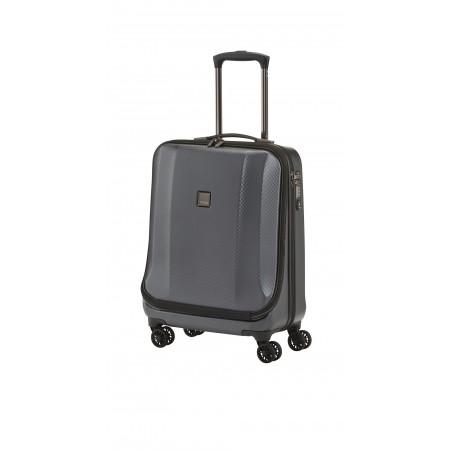 Titan Xenon Deluxe Handbagage Business Wheeler 55cm Antraciet
