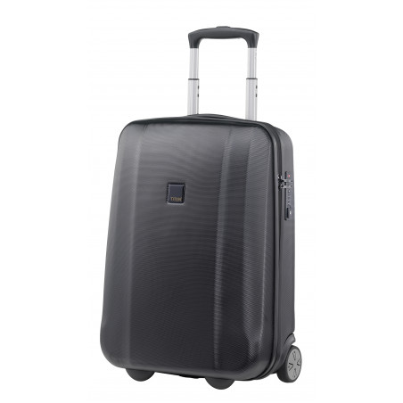 Titan Xenon 2 Wiel Handbagage Koffer 55cm Zwart