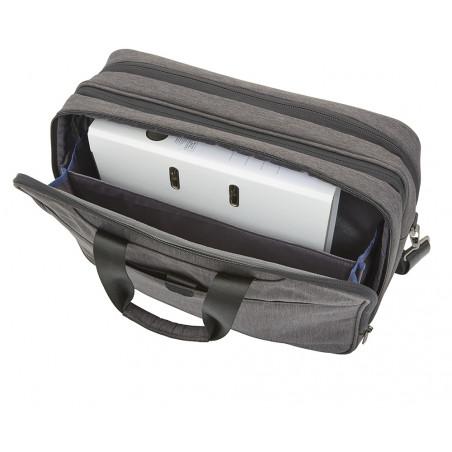 "Titan Power Pack 15"" Laptoptas Exp. Antraciet"