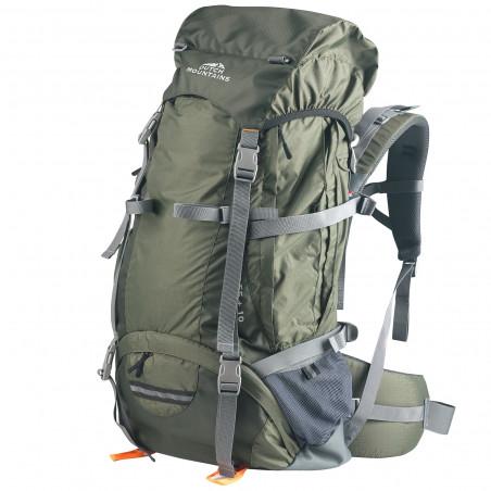 Dutch Mountains Backpack Maas 55+10L Groen