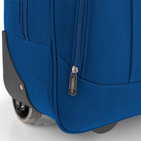 Gabol Roll Pilot Trolley Blauw